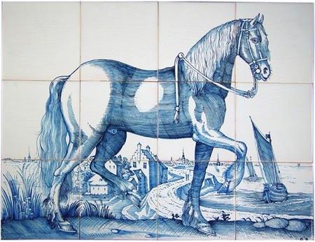 RF12-2, Historic horse