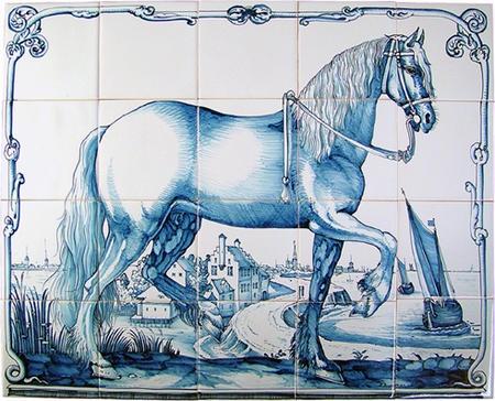 RF20-4, Historic horse