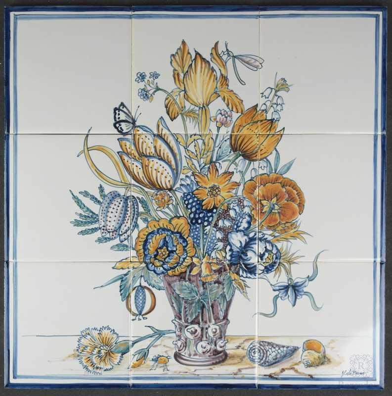 RM9-1 Flower arrangement