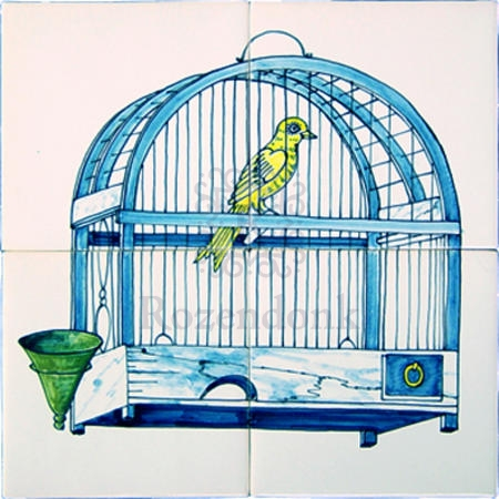 RF2-8, Nail for bird cage