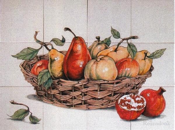 RH12-23 basket with fruit