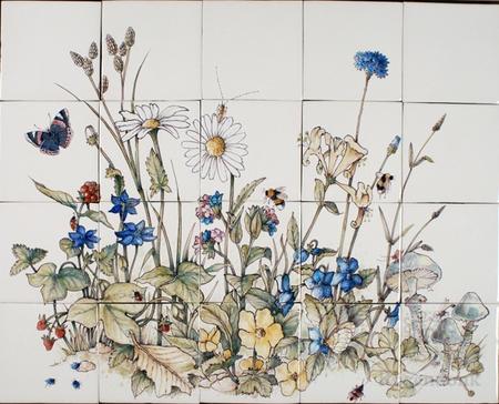 RH20-5 Flowers of the field