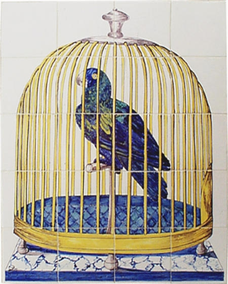 RM20-1, Parrot in a cage