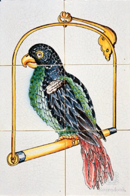 RM6-1, Parrot