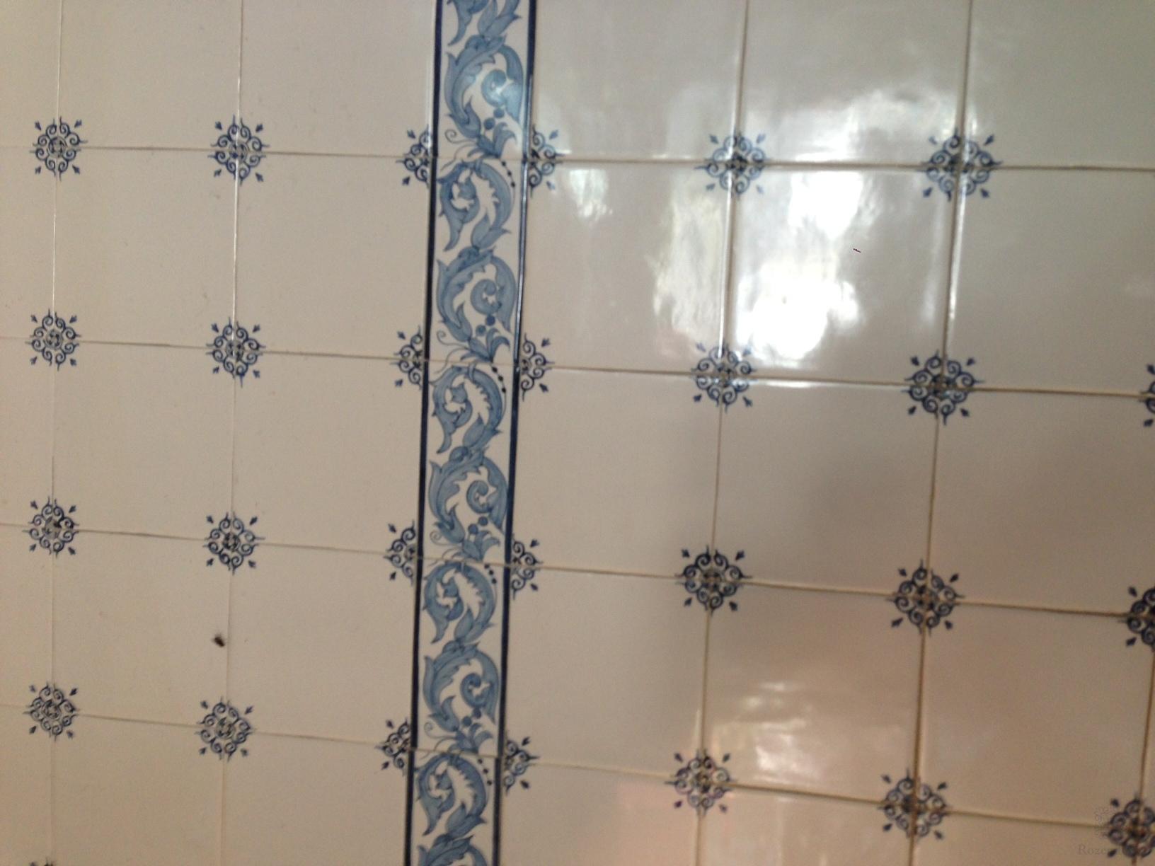 Sample tiles RF-Ox-head