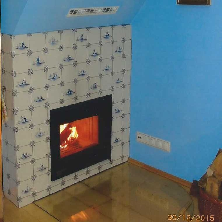 Delfterblue tiles