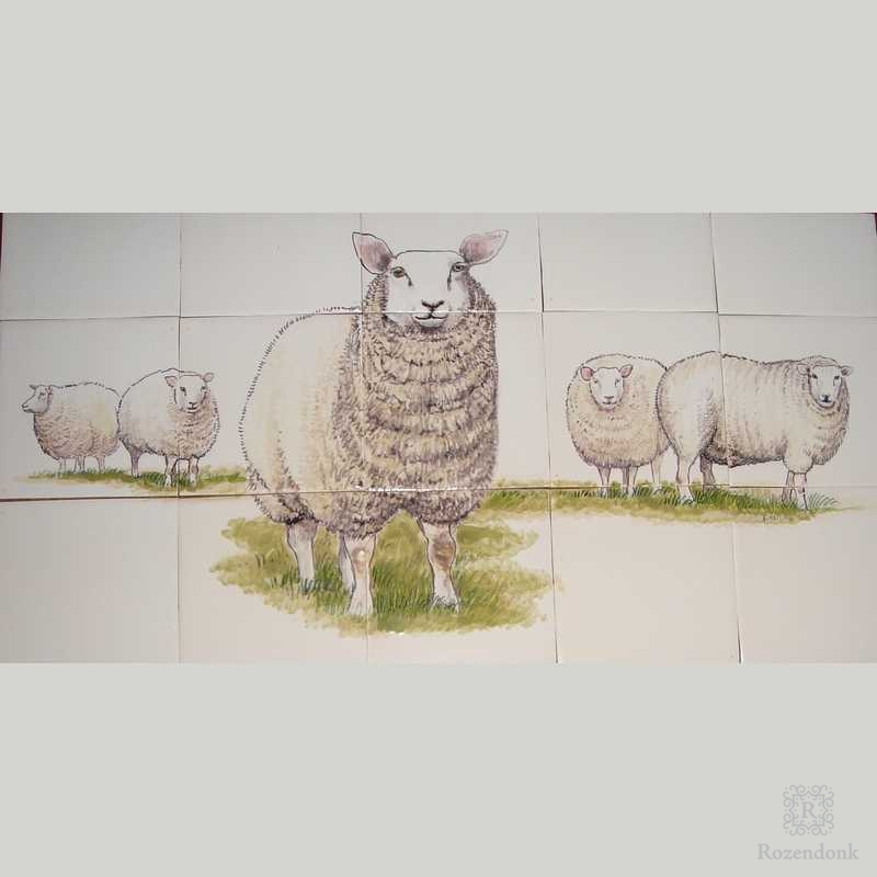 RF15-5 Sheep in the field