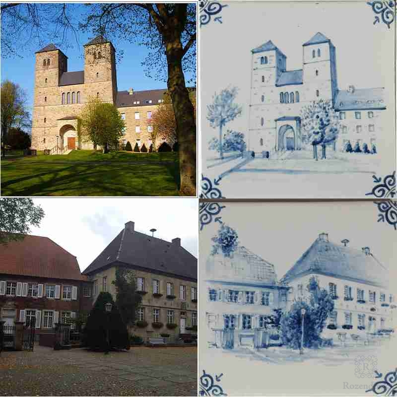 Famous buildings in your area