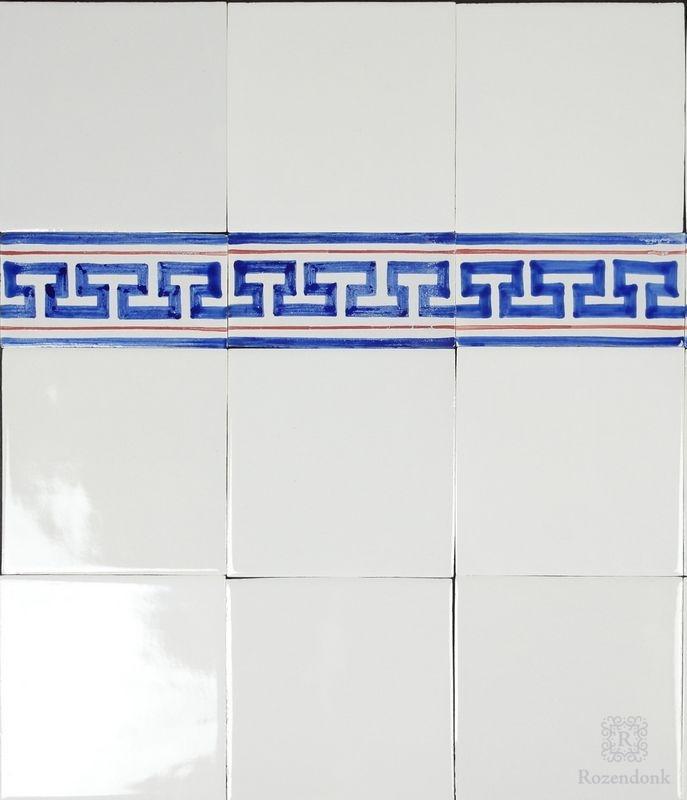RF0-Meander border tile