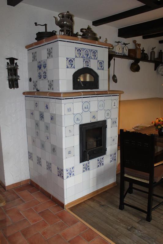 German stove