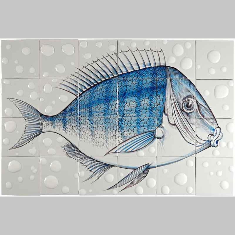 RH24-Fisk10 on 24 tiles