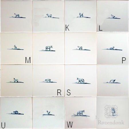 RF1-33 Small animal sketches