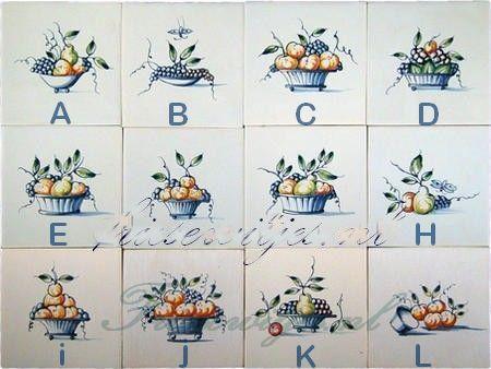 RF1-5, Fruitbasket