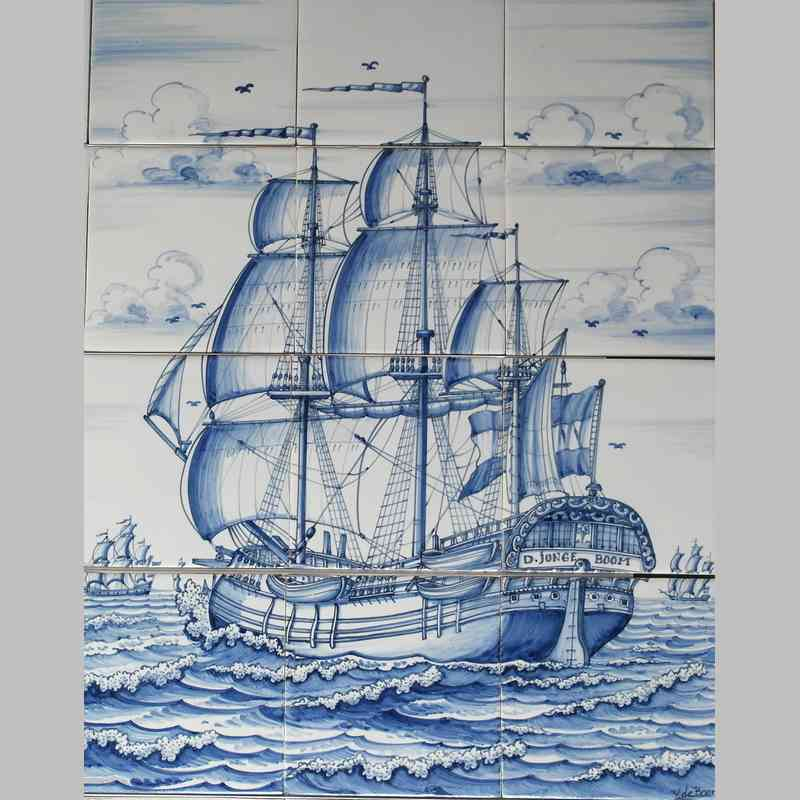 RF12-21, Whalers ship