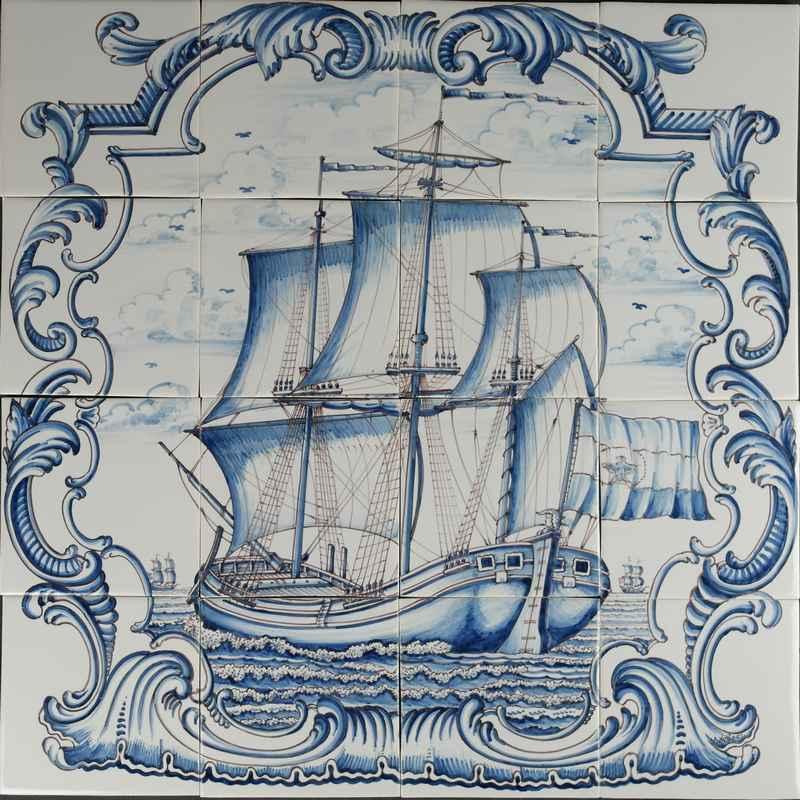 RF16-23 Victoria sailing vessel