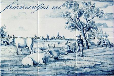 RF6-7, Farmers landscape