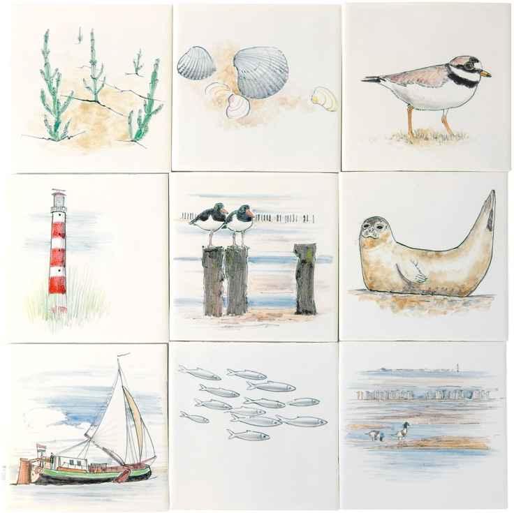 RH1-41 Wadden sea pictures