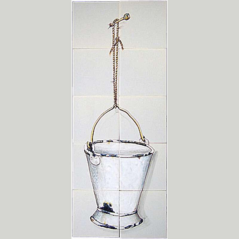 RH10-5 Enamel bucket