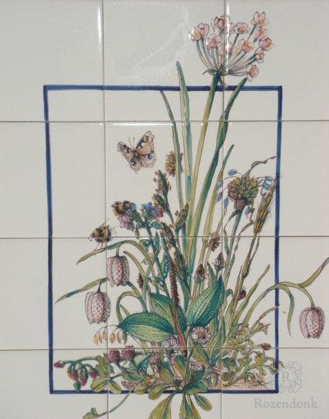 RH12-1 Flowering rush, Butomus umbellatus