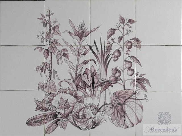 RH12, vegetable plants
