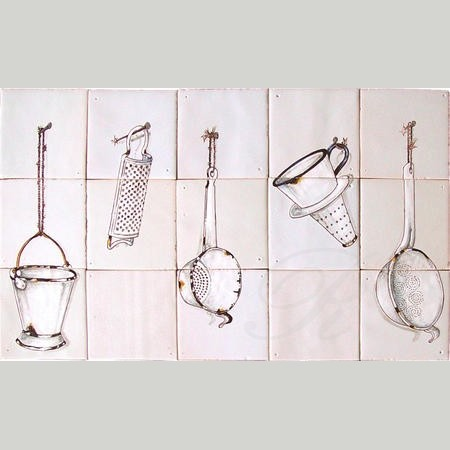 RH15-3 Enamel kitchenware