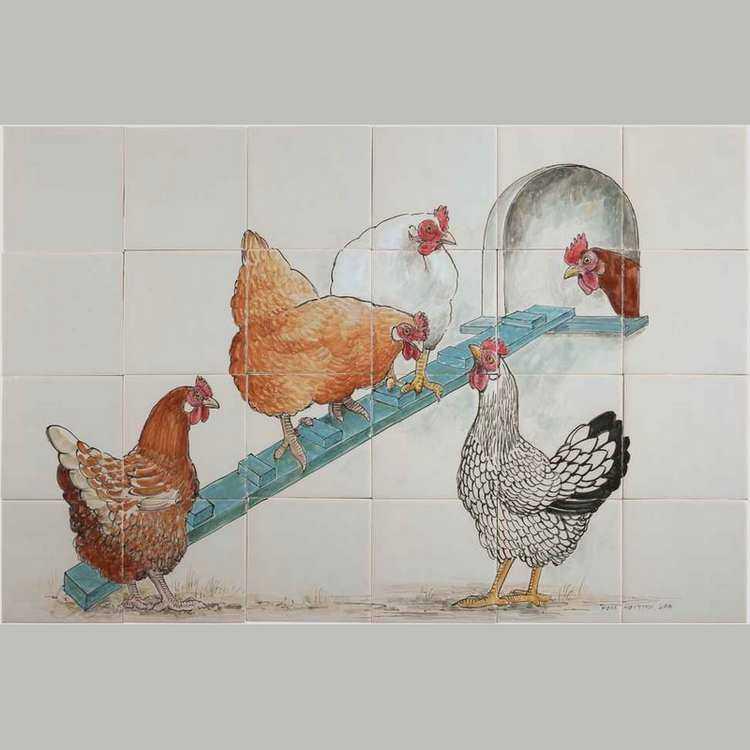 RH24-19 At the chicken coop