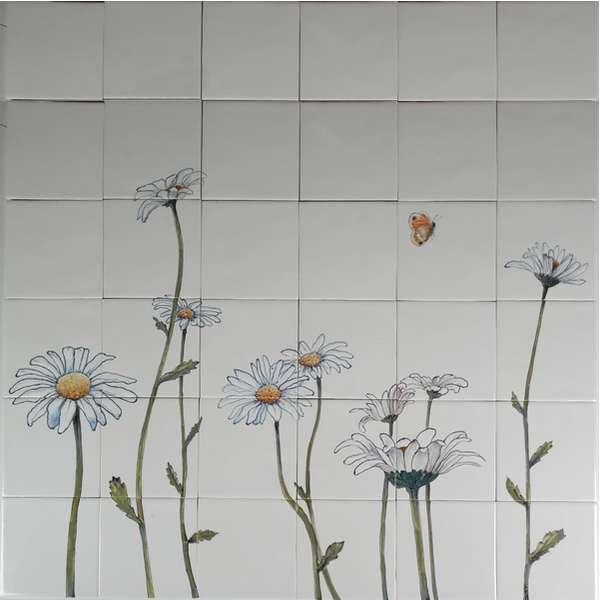 RH30- white daisy