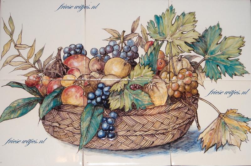 RH6-14 basket with fruit