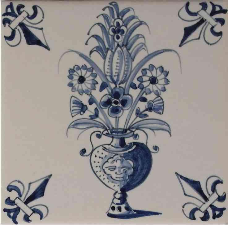 RM1-45, Flower in pot