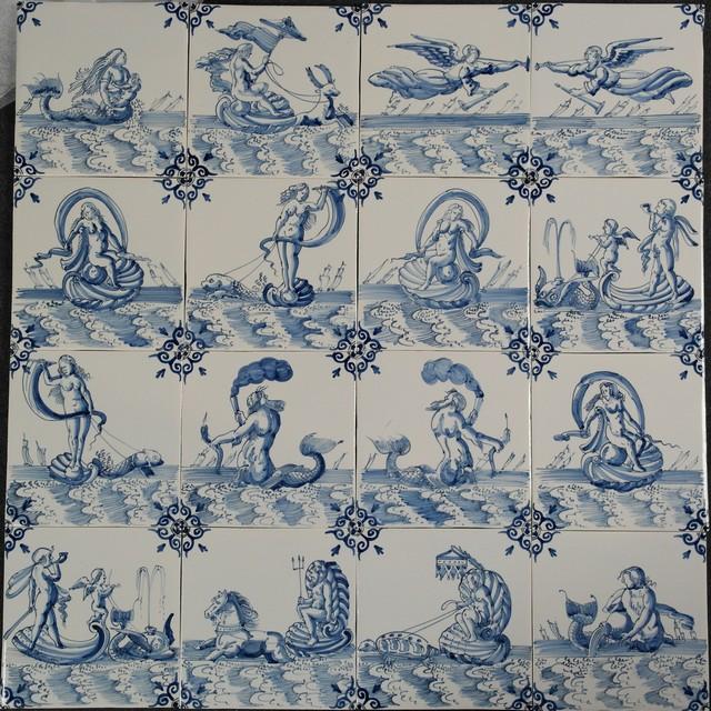 RM1-23, sea creatures
