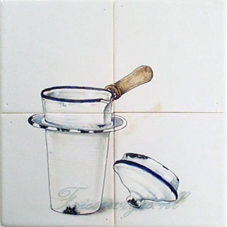 RH4-1a Milk pan