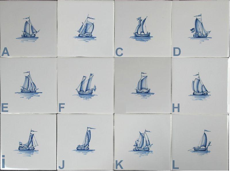RF1-23 Old sailing ships