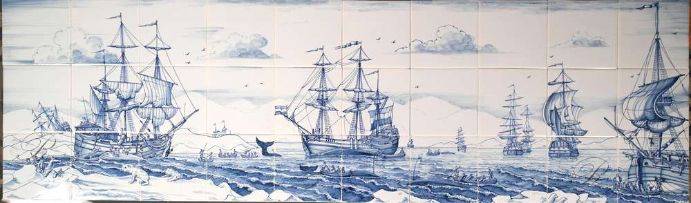RF30-10 Whalers hunter ships
