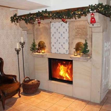 German fire place