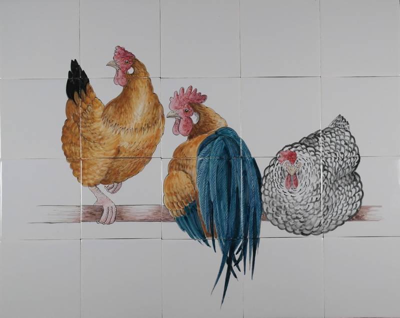 RH20-1, 3 Chicken on a stick