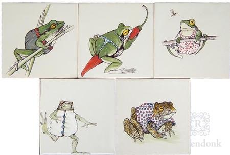 RH1-11 Frogs