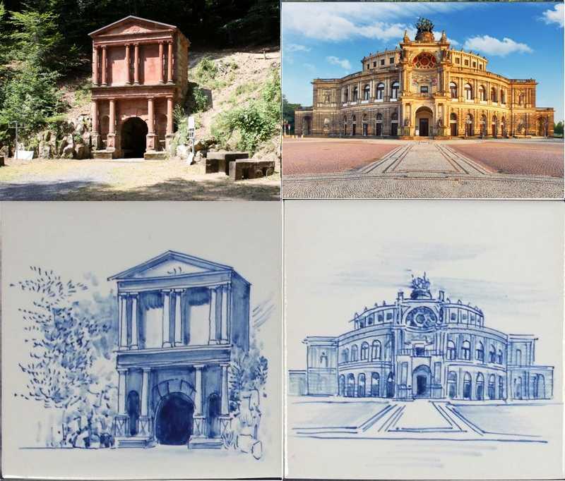 Remarkable buildings
