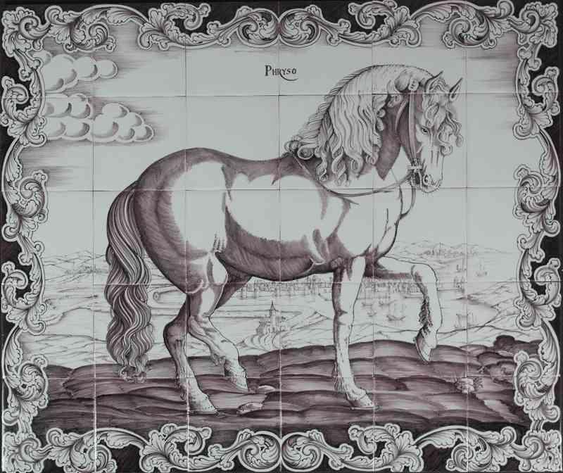 RF30-2, Historic horse