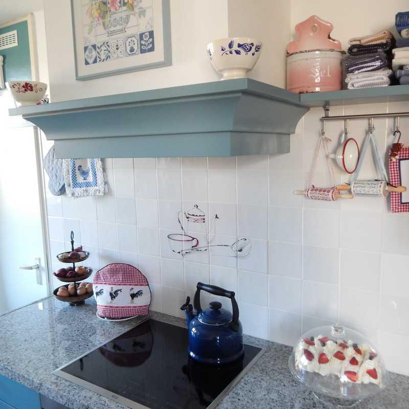 Enamel in the kitchen