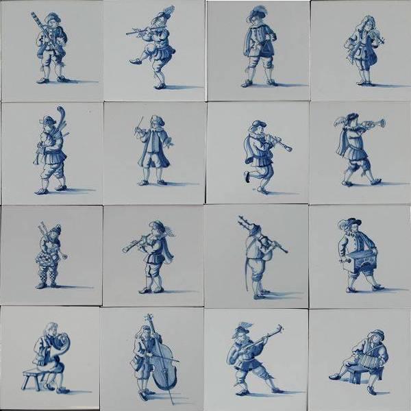 RM1-18, 18 Musicians