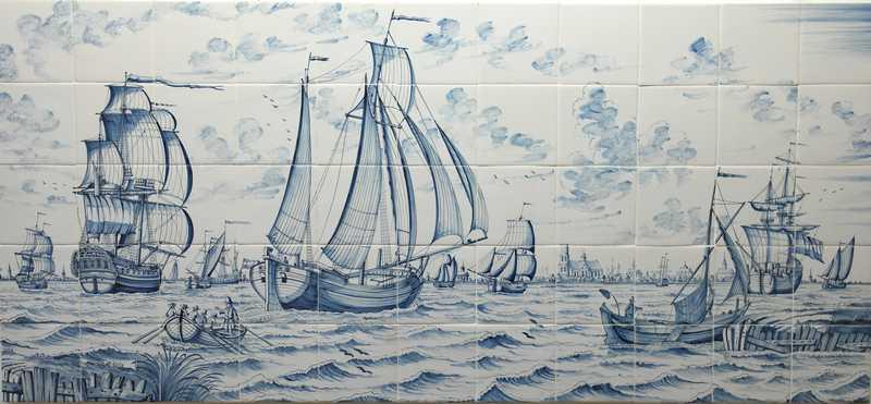 RF60-1, ship scene